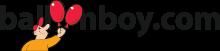 Balloonboy | Jouw merk positief in de kijker Logo
