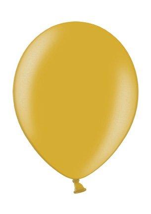 ballon goud metaalkleur