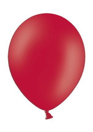 ballon rood latex